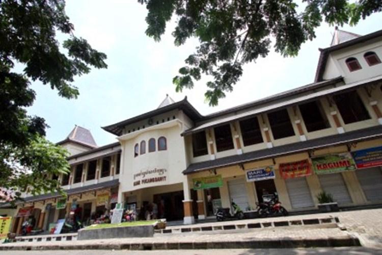 Pemkot Surakarta Gagas Pasar Pucangsawit Jadi Pasar Khusus