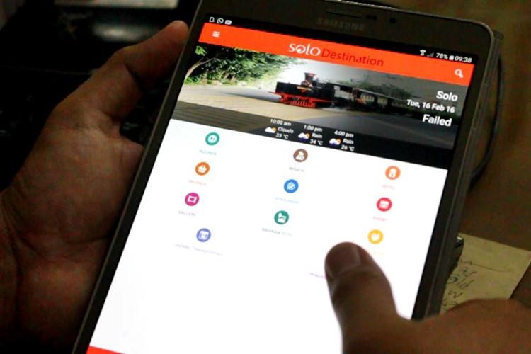 Aplikasi Solo Destination Pintu Gerbangnya Kota Surakarta