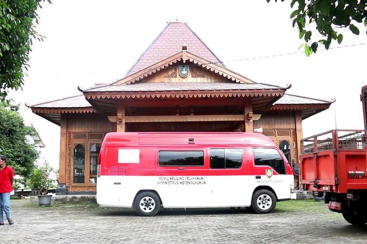 Layanan Mobil Keliling Pelayanan Adminduk