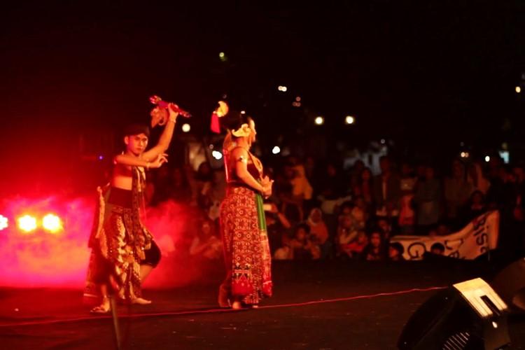 Pengelolaan Keragaman Budaya melalui Event Budaya (Solo Menari)