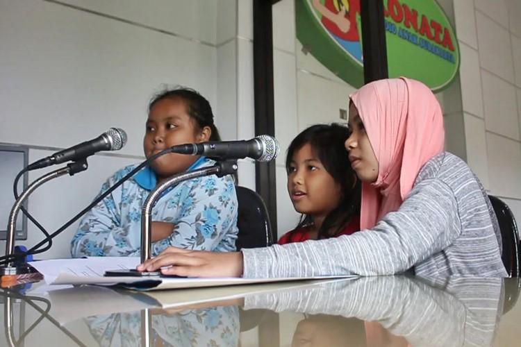 Satu Satunya Radio Anak Ada di Surakarta (2)