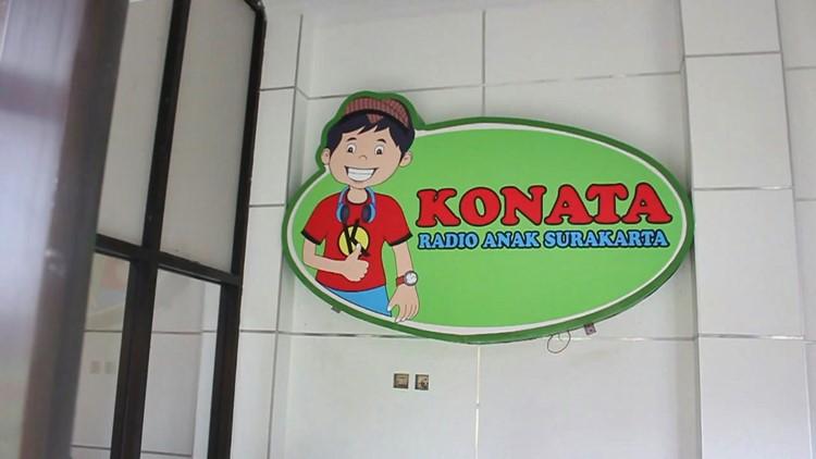 Satu Satunya Radio Anak Ada di Surakarta